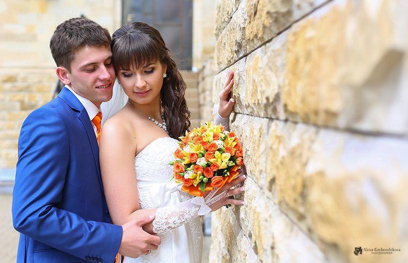 Фото 10610430 в коллекции Свадьбы - Фотограф Алёна Гребенщикова
