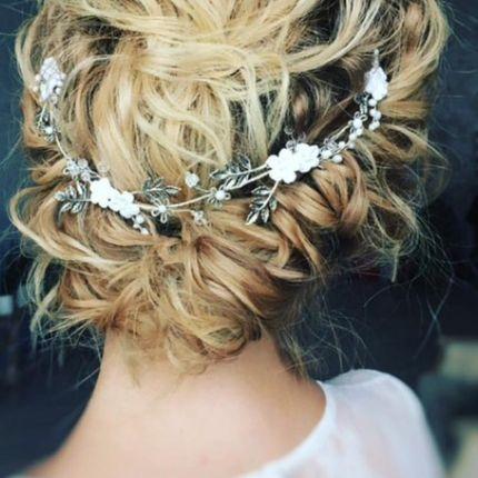 Причёска для мамы/подружек невесты