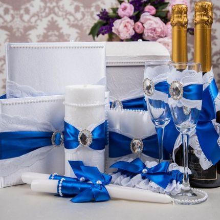 Свадебный набор ручной работы