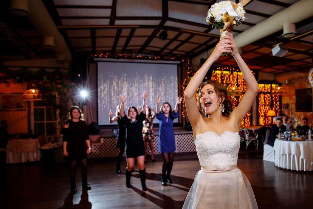Калина малина, чей букет бросает невеста свадьбе