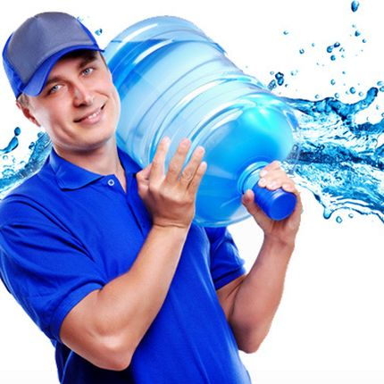 Вода питьевая 20 литровые балоны