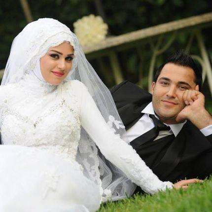Ведущая на мусульманскую свадьбу