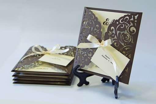 """Фото 10883940 в коллекции Приглашения в стиле прованс - Студия полиграфии """"Cute wedding"""""""
