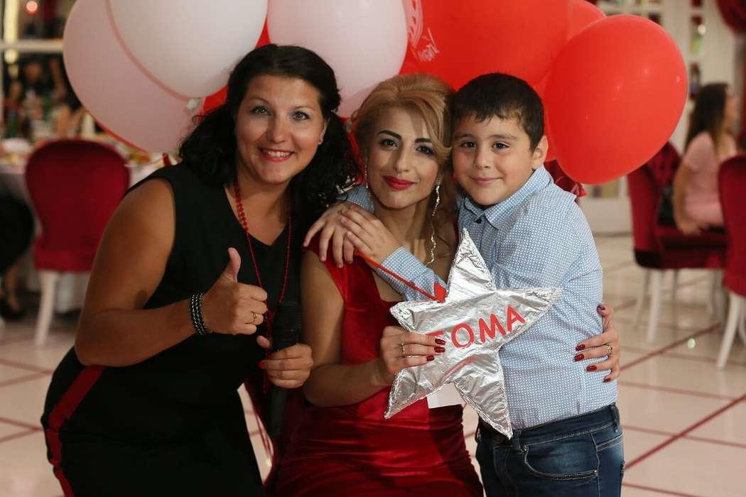 Юбилей это прекрасный повод собрать всю семью! - фото 16527486 Ведущая Марина Rogova