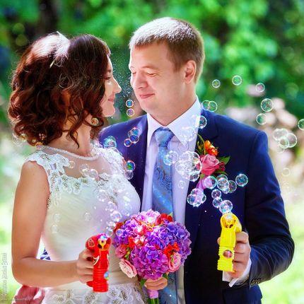 Фотосъёмка свадьбы. От сборов невесты до первого танца