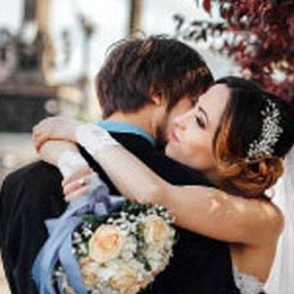 """Свадебный салют из живых бабочек """"Свадебный вальс"""""""
