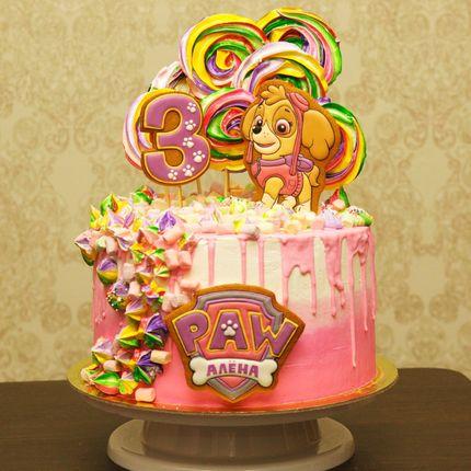 Праздничный торт, цена за 1 кг