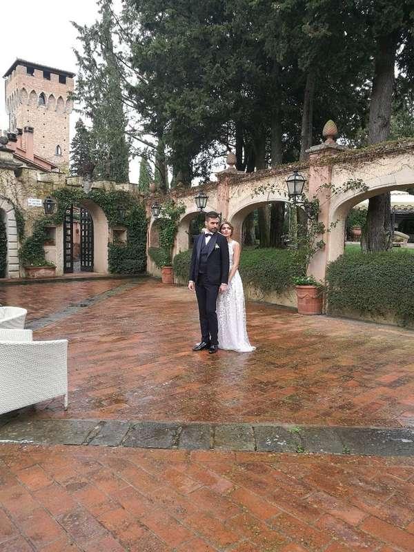 Фото 17463818 в коллекции Портфолио - Организация свадеб и частных мероприятий B&W