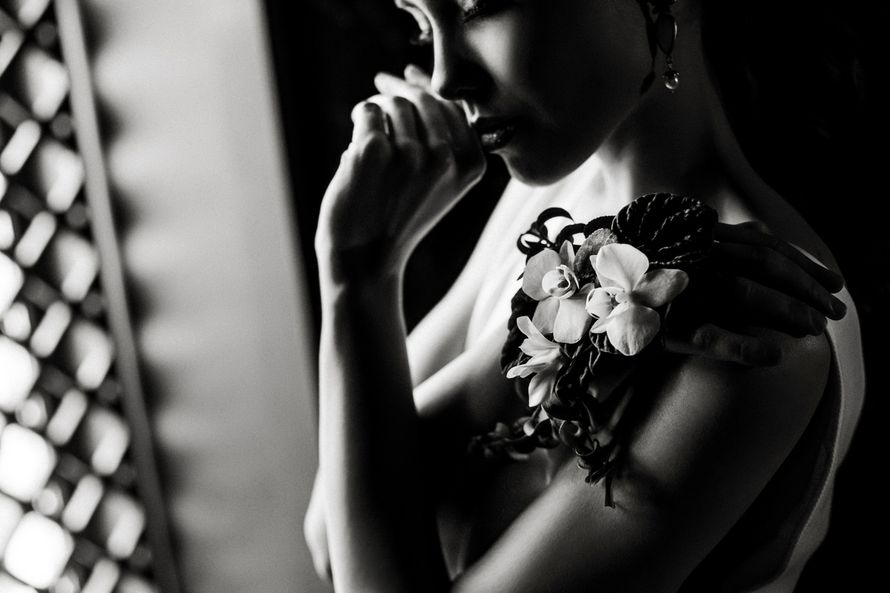 Фото 17463824 в коллекции Портфолио - Организация свадеб и частных мероприятий B&W