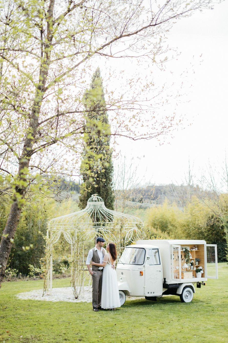Предложение руки и сердца в Тоскане. - фото 17665672 Организация свадеб и частных мероприятий B&W