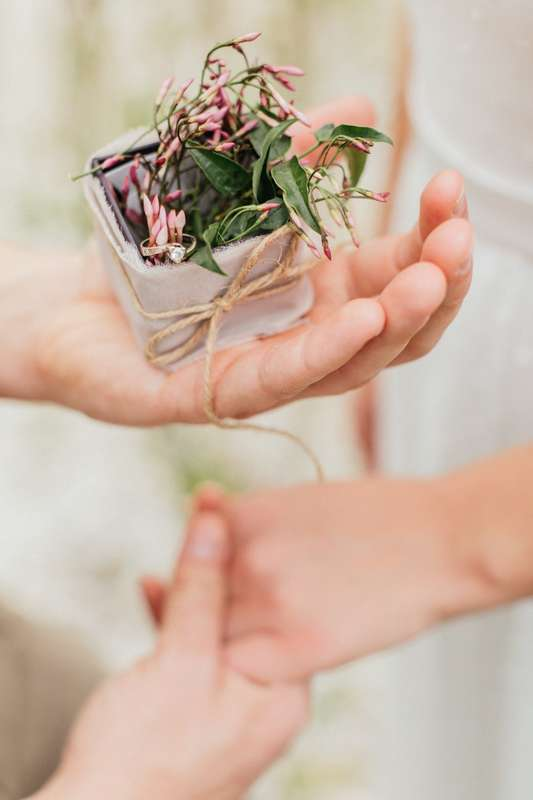 Предложение руки и сердца. - фото 17665698 Организация свадеб и частных мероприятий B&W