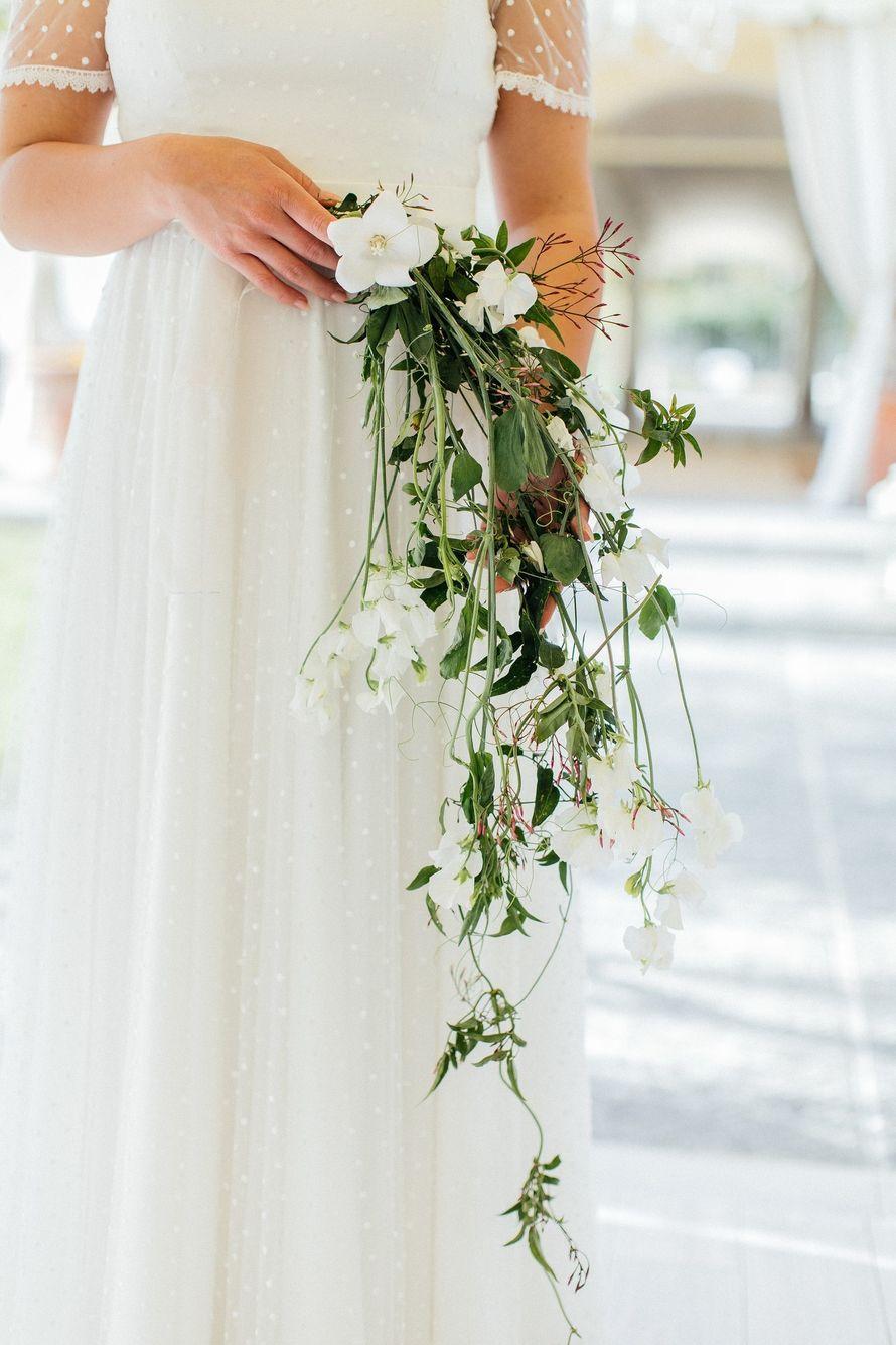 Букет невесты. - фото 17665704 Организация свадеб и частных мероприятий B&W