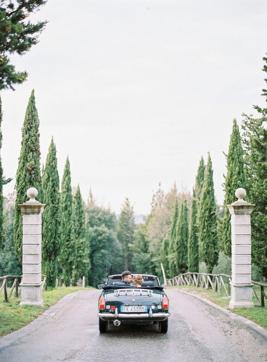 Организация свадьбы в Италии - все включено