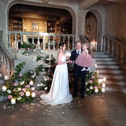 Годовщина свадьбы - организация торжества