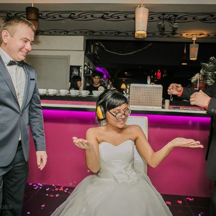 Проведение банкета, свадебного торжества