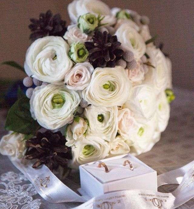 Мой любимчик в этом новом свадебном сезоне - фото 11096684 Флорист Савинова Виктория