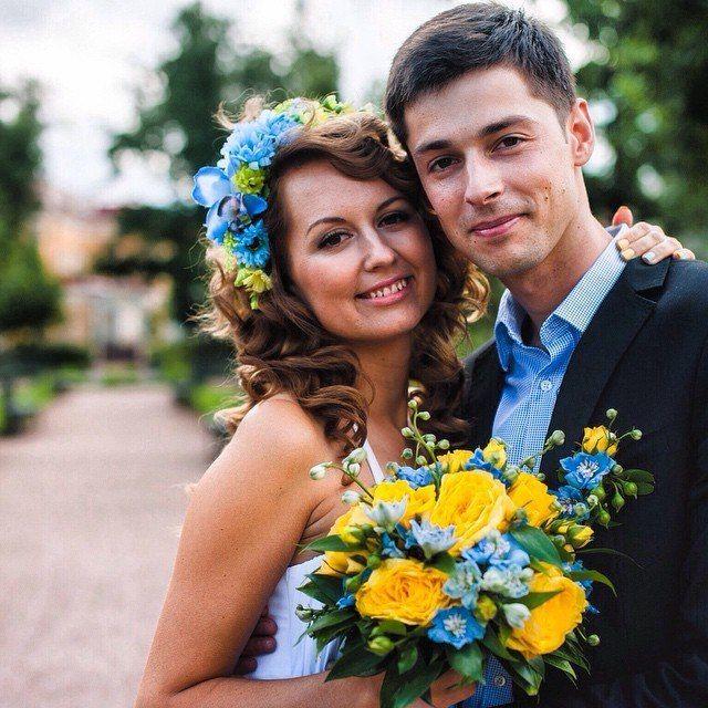 Моя прекрасная пара!! - фото 11096732 Флорист Савинова Виктория