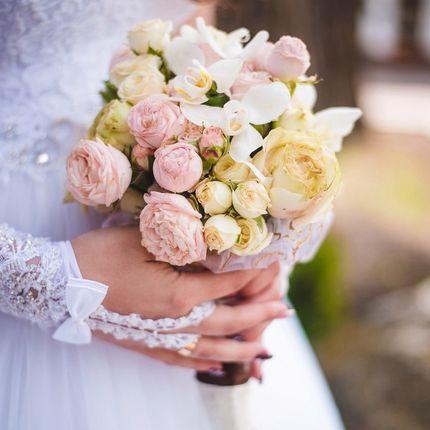 Букет невесты Филадельфия
