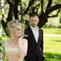 Свадебная фотосессия в Коломенском. Фотографы Александр Меланченко и Анна Елисова. MElanchenko photographers.