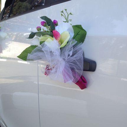 Изготовление свадебных украшений на машину