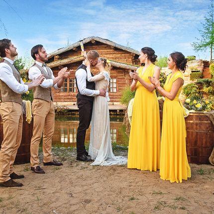 Свадебная фотосессия - Мини