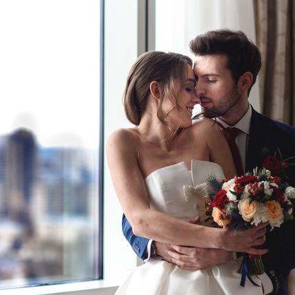 Свадебная фотосессия - Классик