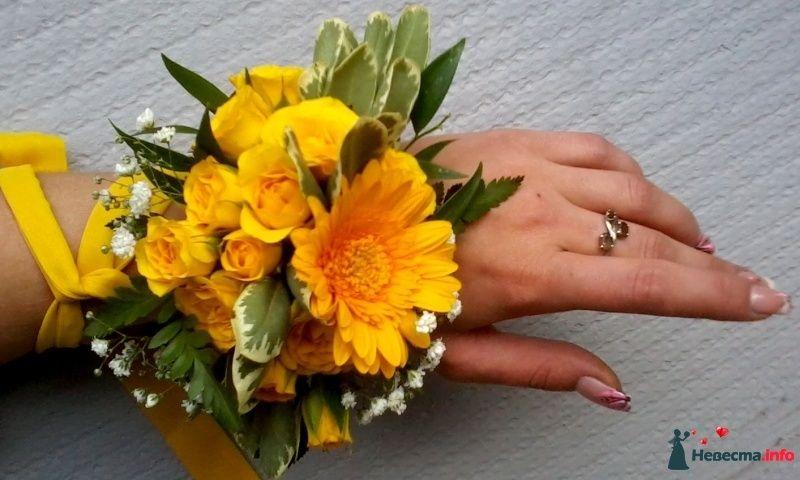 """Фото 452835 в коллекции Букет невесты - Салон цветов """"Flower's tino"""""""