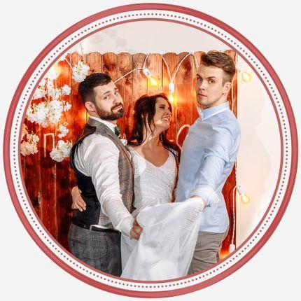 Проведение свадьбы + Dj (звук, свет, дым) - 6 часов