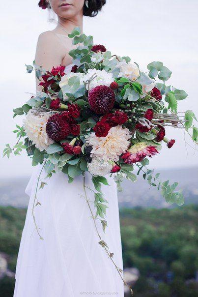 """Фото 16361330 в коллекции Букеты для невест - Студия праздничного декора и флористики """"Mandarin"""""""