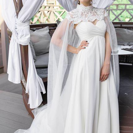 """Свадебное платье для беременных """"Андреа"""""""