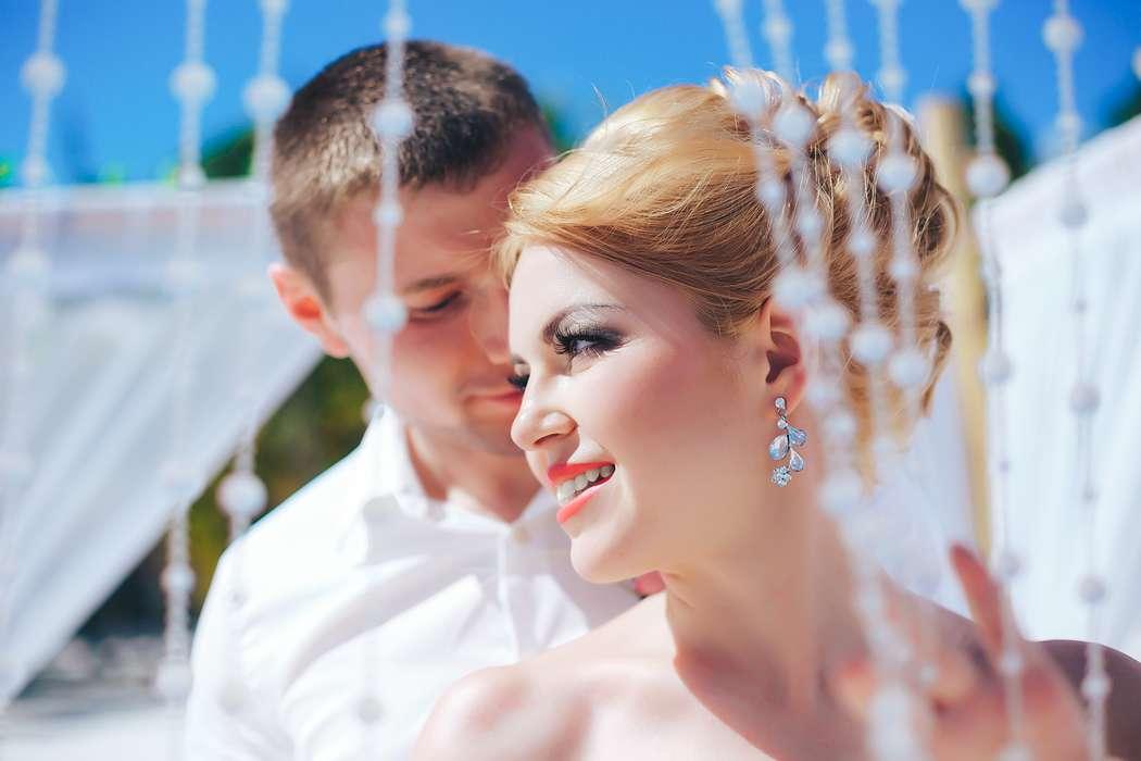 Фото 14493420 в коллекции Официальная свадьба в Доминикане на пляже Juanillo в Кап Кане {Сергей и Кристина} - Caribbean Wedding - свадьба в Доминикане