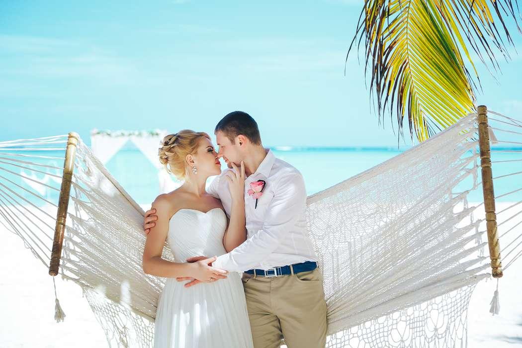 Фото 14493424 в коллекции Официальная свадьба в Доминикане на пляже Juanillo в Кап Кане {Сергей и Кристина} - Caribbean Wedding - свадьба в Доминикане