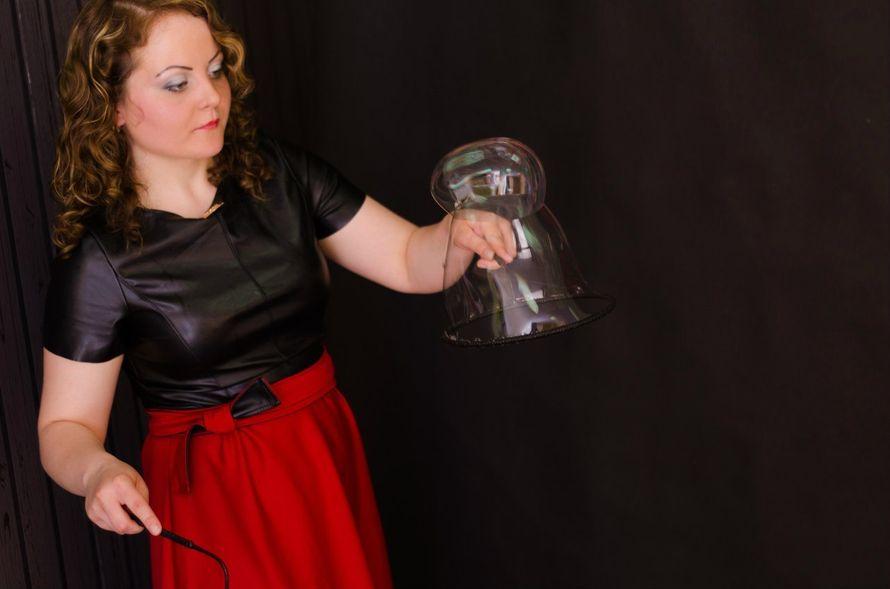 Заказ шоу на Ваш праздник по телефону 8-923-799-33-34 - фото 11100398 Шоу мыльных пузырей Евгении Коростелевой
