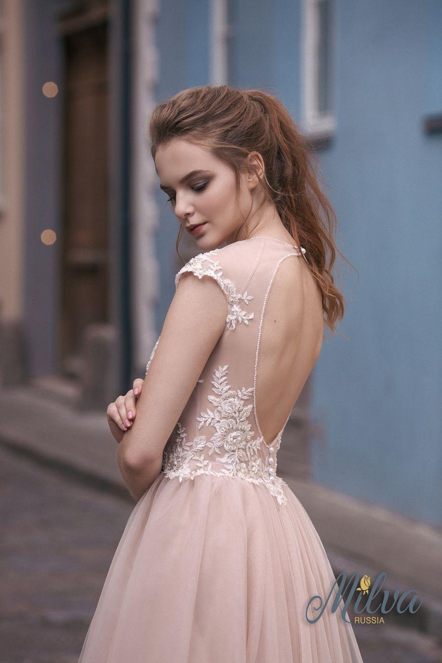 Фото 16399814 в коллекции Портфолио - Свадебные платья Milva