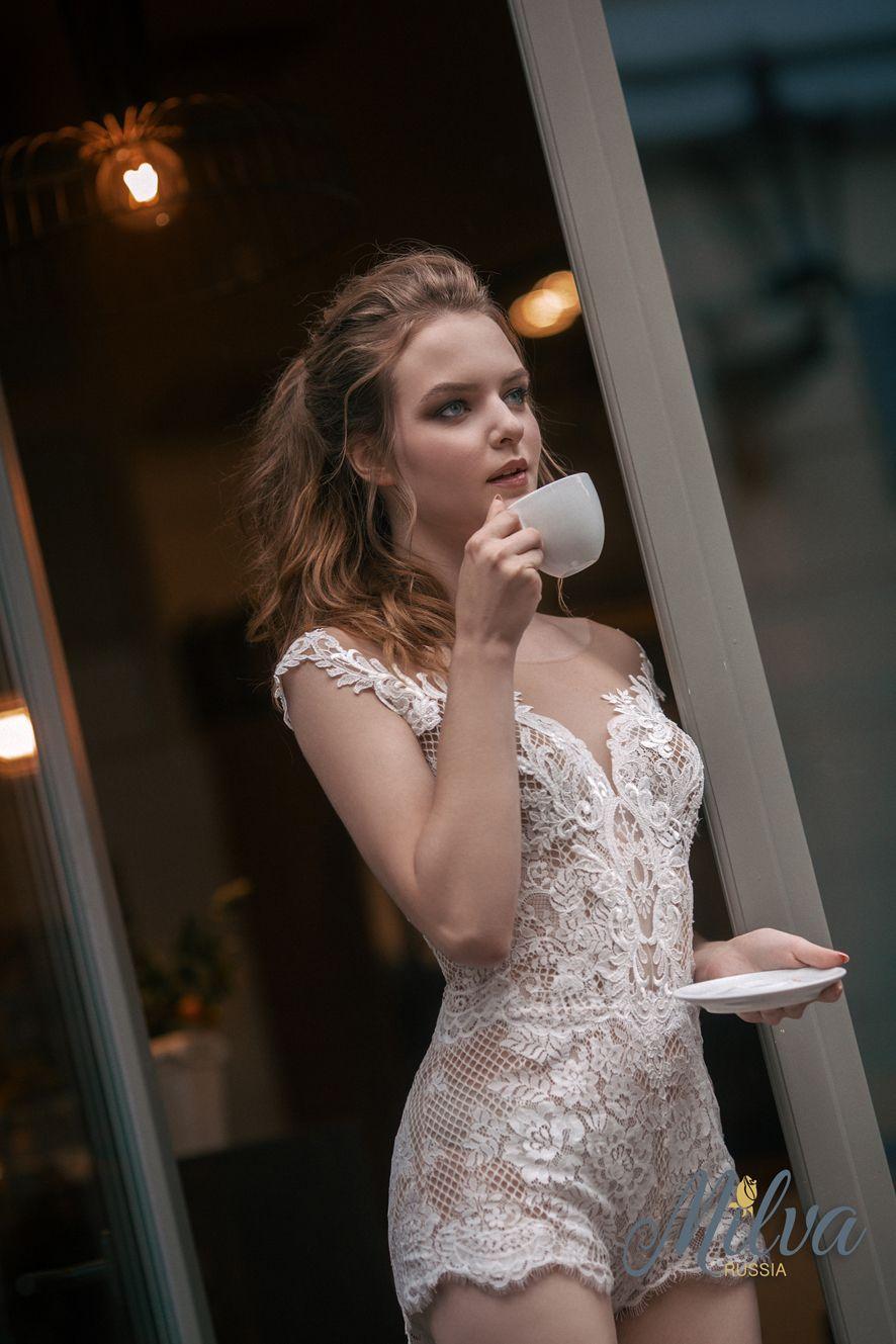 Фото 16399816 в коллекции Портфолио - Свадебные платья Milva