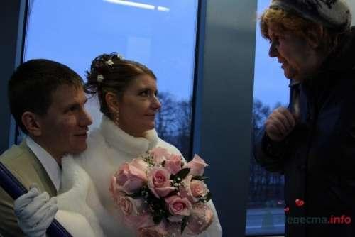 Фото 9829 в коллекции Зимняя свадьба Петра и Натальи  - Dima Solovey - фотограф