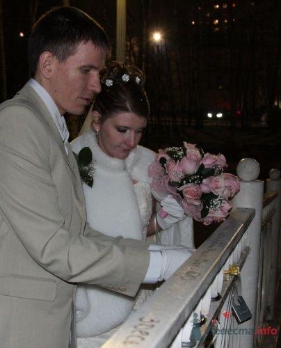 Фото 9831 в коллекции Зимняя свадьба Петра и Натальи
