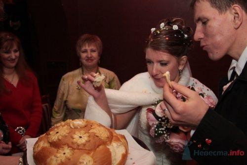 Фото 9832 в коллекции Зимняя свадьба Петра и Натальи  - Dima Solovey - фотограф