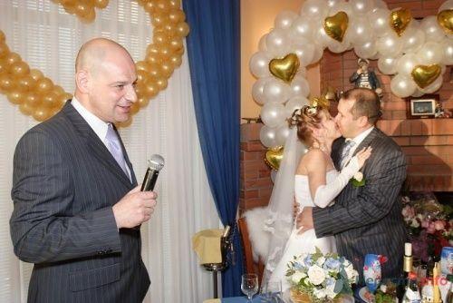 Тамада, ведущий свадьбы Михаил Максимов - фото 3943 Тамада, ведущий свадьбы Михаил Максимов