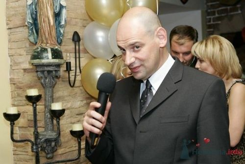 Тамада, ведущий свадьбы Михаил Максимов - фото 3974 Тамада, ведущий свадьбы Михаил Максимов