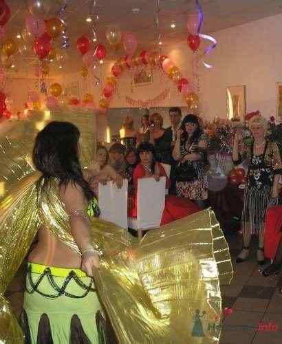 Восточный танец на свадьбе.Приглашение артистов. - фото 1136 Тамада и ведущая Нина Севастьянова