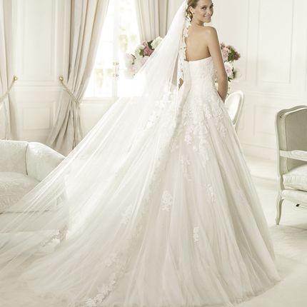 Платье Pronovias Alcanar
