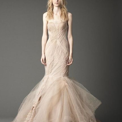 Платье Vera Wang Luxe Joanna Dress