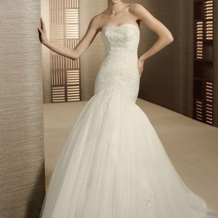 Платье White One Turner