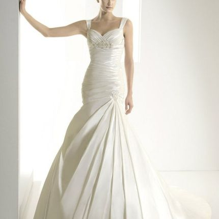 Платье White One 6213