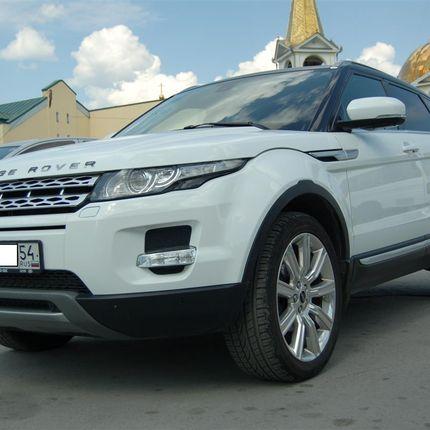 Аренда Range Rover Evoque
