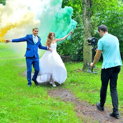"""Видеосъёмка полного дня - пакет """"Cinderella"""", 8 часов"""