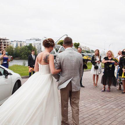 Свадебная видеосъемка. Пакет Royal