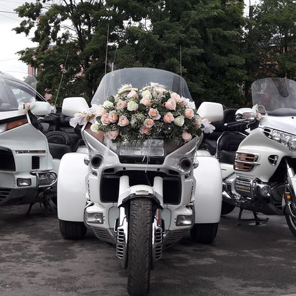 Свадебный эскорт, цена за 1 час