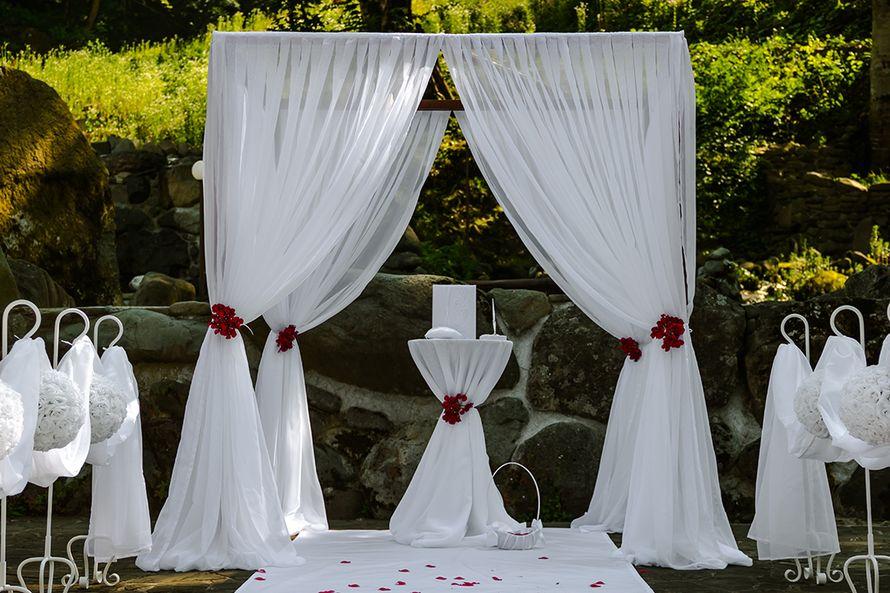 Арка-шатер - фото 11294918 Вероника пожени - аренда арок, декора, фотозоны